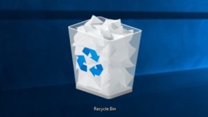 How to fix a corrupted Recycle Bin in Windows?