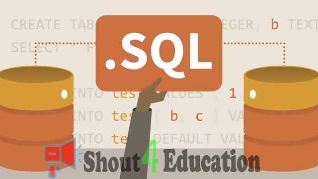 SQL (Structured Query Language) - Operators -myTechMint.com