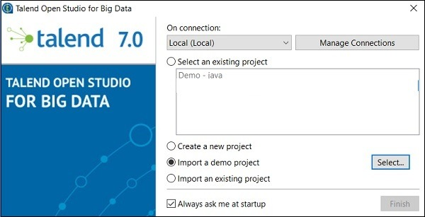 Importing a Project