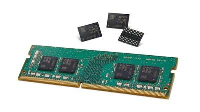 Samsung Unveils 'World's Smallest' DRAM Chip - myTechMint