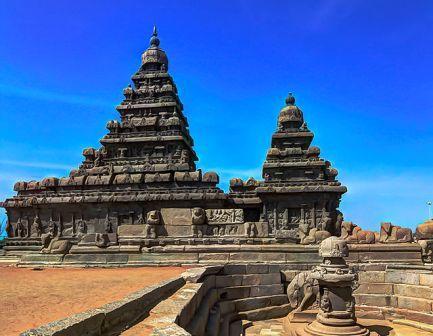 Shore temple mahabalipuram - mytechmint