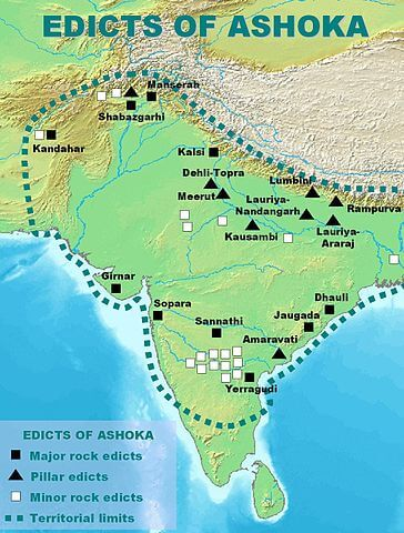 Edicts Of Ashoka - mytechmint