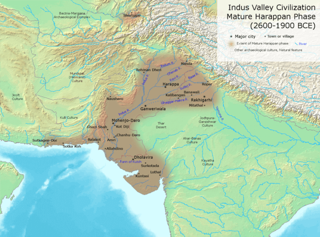 Indus Valley Civilization - mytechmint
