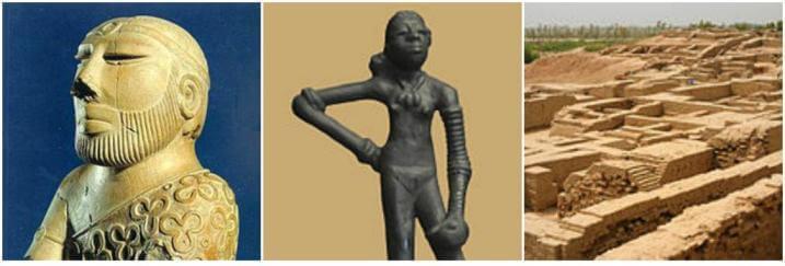 mohenjadaro: archaeoloical findings - mytechmint