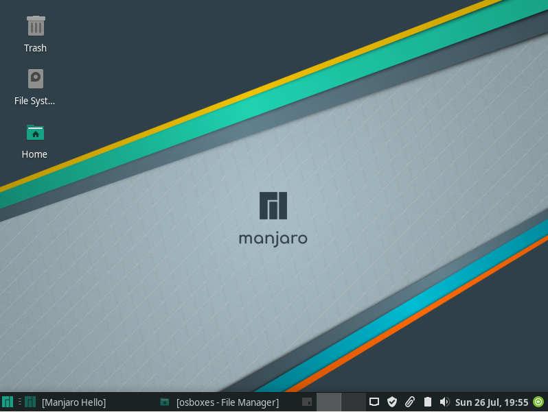 Manjaro Linux - Top 10 Best Rolling Release Linux Distributions - myTechmint