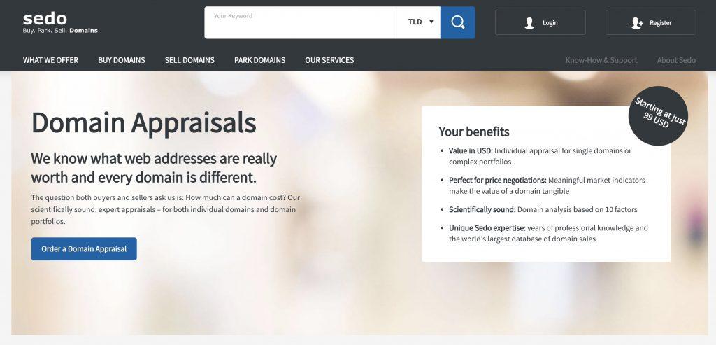 sedo-domain-appraisa - Best Domain Appraisal Services And Domain Name Value Checkers - mytechmint.com