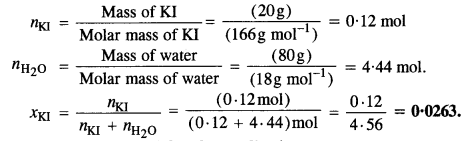 NCERT Solutions for Class 12 Chemistry Chapter 2 Solutions 8
