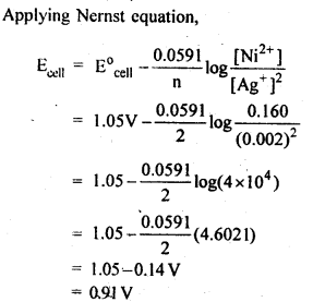 NCERT Solutions For Class 12 Chemistry Chapter 3 Electrochemistry-4