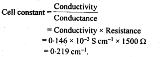 NCERT Solutions For Class 12 Chemistry Chapter 3 Electrochemistry-12
