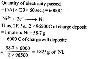 NCERT Solutions For Class 12 Chemistry Chapter 3 Electrochemistry-19