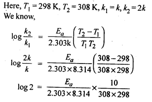 NCERT Solutions For Class 12 Chemistry Chapter 4 Chemical Kinetics-5