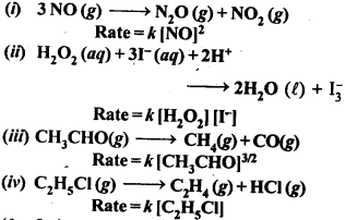 NCERT Solutions For Class 12 Chemistry Chapter 4 Chemical Kinetics-1