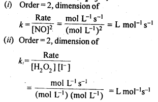 NCERT Solutions For Class 12 Chemistry Chapter 4 Chemical Kinetics-2