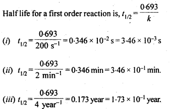 NCERT Solutions For Class 12 Chemistry Chapter 4 Chemical Kinetics-19