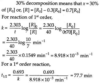 NCERT Solutions for Class 12 Chemistry Chapter 4 Chemical Kinetics 41