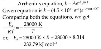 NCERT Solutions for Class 12 Chemistry Chapter 4 Chemical Kinetics 54