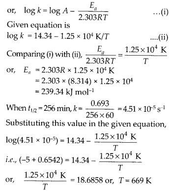 NCERT Solutions for Class 12 Chemistry Chapter 4 Chemical Kinetics 56