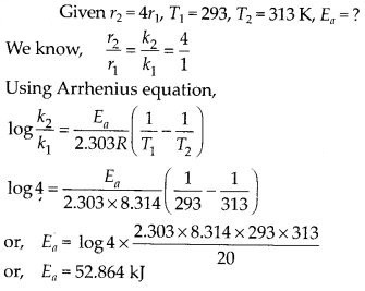 NCERT Solutions for Class 12 Chemistry Chapter 4 Chemical Kinetics 61