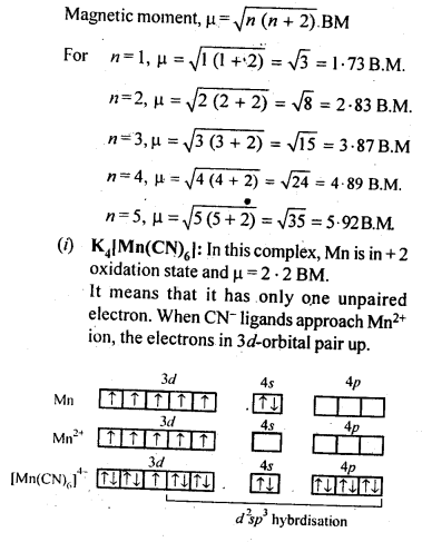 NCERT Solutions For Class 12 Chemistry Chapter 8 The d and f Block Elements-12