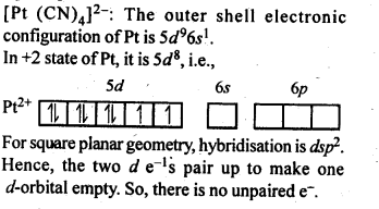NCERT Solutions For Class 12 Chemistry Chapter 9 Coordination Compounds-11