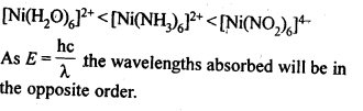 NCERT Solutions For Class 12 Chemistry Chapter 9 Coordination Compounds-23