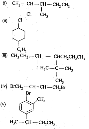 NCERT Solutions For Class 12 Chemistry Chapter 10 Haloalkanes and Haloarenes-1