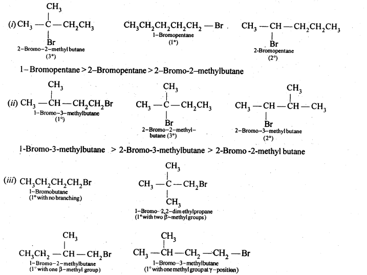 NCERT Solutions For Class 12 Chemistry Chapter 10 Haloalkanes and Haloarenes-16