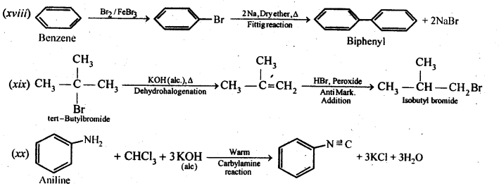 NCERT Solutions For Class 12 Chemistry Chapter 10 Haloalkanes and Haloarenes-21