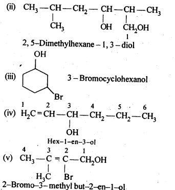 NCERT Solutions For Class 12 Chemistry Chapter 11 Alcohols Phenols and Ether-7