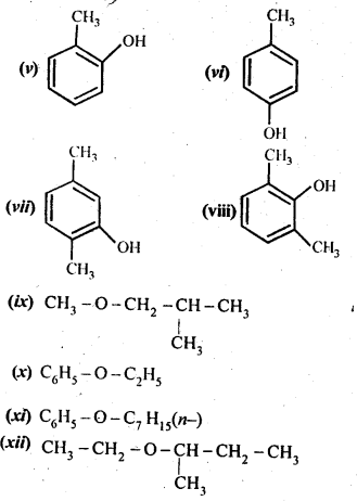 NCERT Solutions For Class 12 Chemistry Chapter 11 Alcohols Phenols and Ether-3