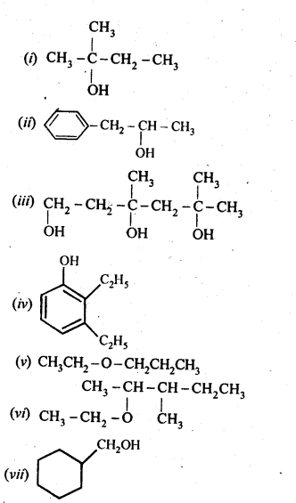 NCERT Solutions For Class 12 Chemistry Chapter 11 Alcohols Phenols and Ether-4