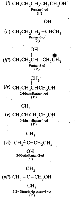 NCERT Solutions For Class 12 Chemistry Chapter 11 Alcohols Phenols and Ether-6