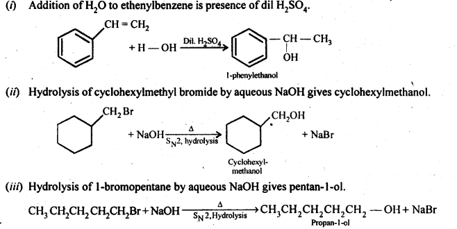 NCERT Solutions For Class 12 Chemistry Chapter 11 Alcohols Phenols and Ether-17