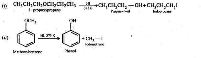 NCERT Solutions For Class 12 Chemistry Chapter 11 Alcohols Phenols and Ether-36