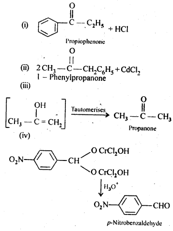 NCERT Solutions For Class 12 Chemistry Chapter 12 Aldehydes Ketones and Carboxylic Acids-4
