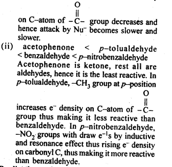 NCERT Solutions For Class 12 Chemistry Chapter 12 Aldehydes Ketones and Carboxylic Acids-5