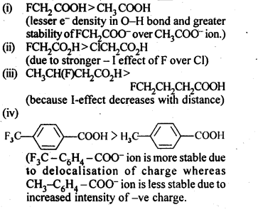NCERT Solutions For Class 12 Chemistry Chapter 12 Aldehydes Ketones and Carboxylic Acids-13