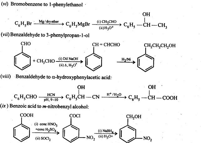 NCERT Solutions For Class 12 Chemistry Chapter 12 Aldehydes Ketones and Carboxylic Acids-43
