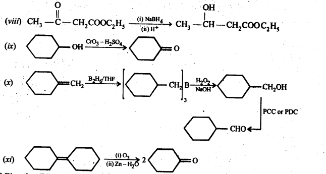 NCERT Solutions For Class 12 Chemistry Chapter 12 Aldehydes Ketones and Carboxylic Acids-83
