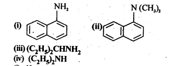 NCERT Solutions For Class 12 Chemistry Chapter 13 Amines-1