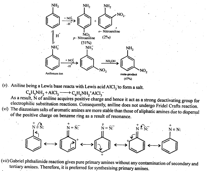 NCERT Solutions For Class 12 Chemistry Chapter 13 Amines-13