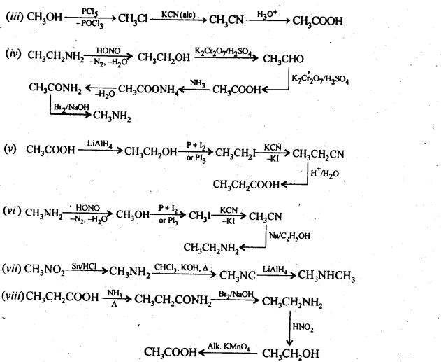 NCERT Solutions For Class 12 Chemistry Chapter 13 Amines-22