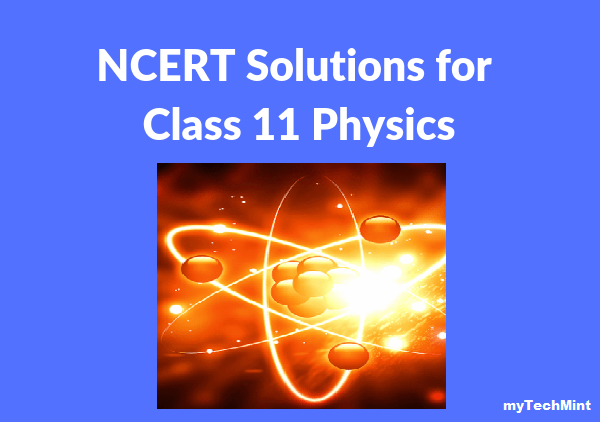 Photo of NCERT Solutions for Class 11 Physics Chapter 2 Units and Measurements