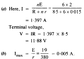 NCERT Solutions for Class 12 physics Chapter 3.17