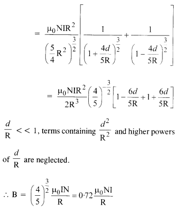 NCERT Solutions for Class 12 physics Chapter 4.20