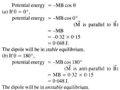 NCERT Solutions for Class 12 physics Chapter 5.3