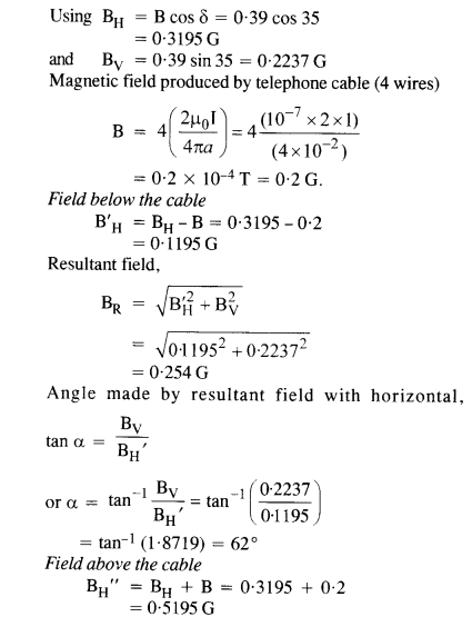 NCERT Solutions for Class 12 physics Chapter 5.16