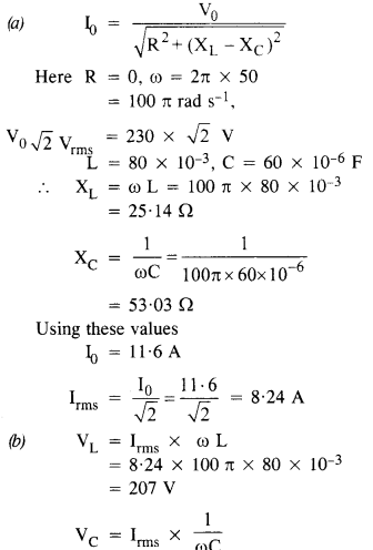 NCERT Solutions for Class 12 physics Chapter 7.23