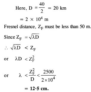 NCERT Solutions for Class 12 physics Chapter 10 Wave optics.12
