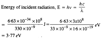 NCERT Solutions for Class 12 physics Chapter 11 Dual Nature of Radiation and Matter.10